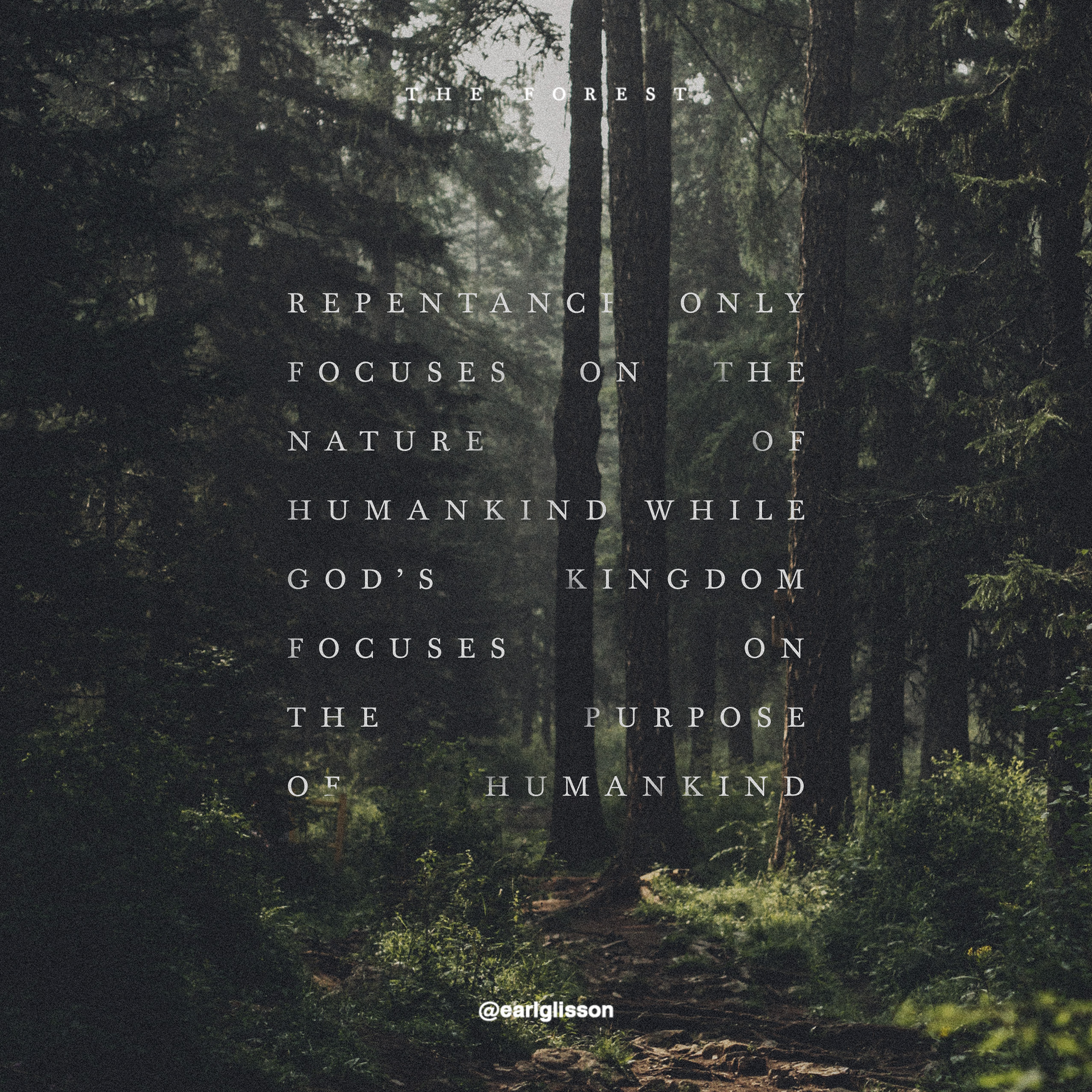 The Forest_Quote 6_Square
